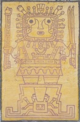 Mayan Wall Art